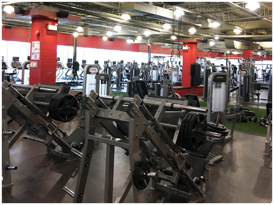 Wynn Fitness Club - Fitness Centre & Gym Mississauga