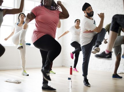 strong by zumba classes at wynn fitness