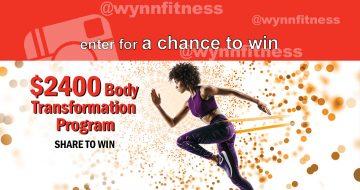 Win a Body Transformation Program