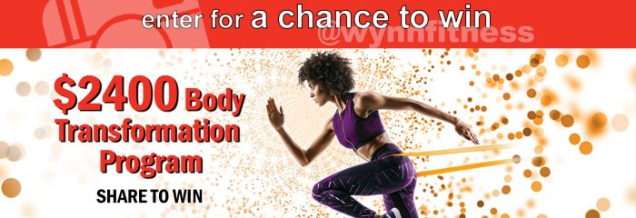 Win a Body Transformation Program