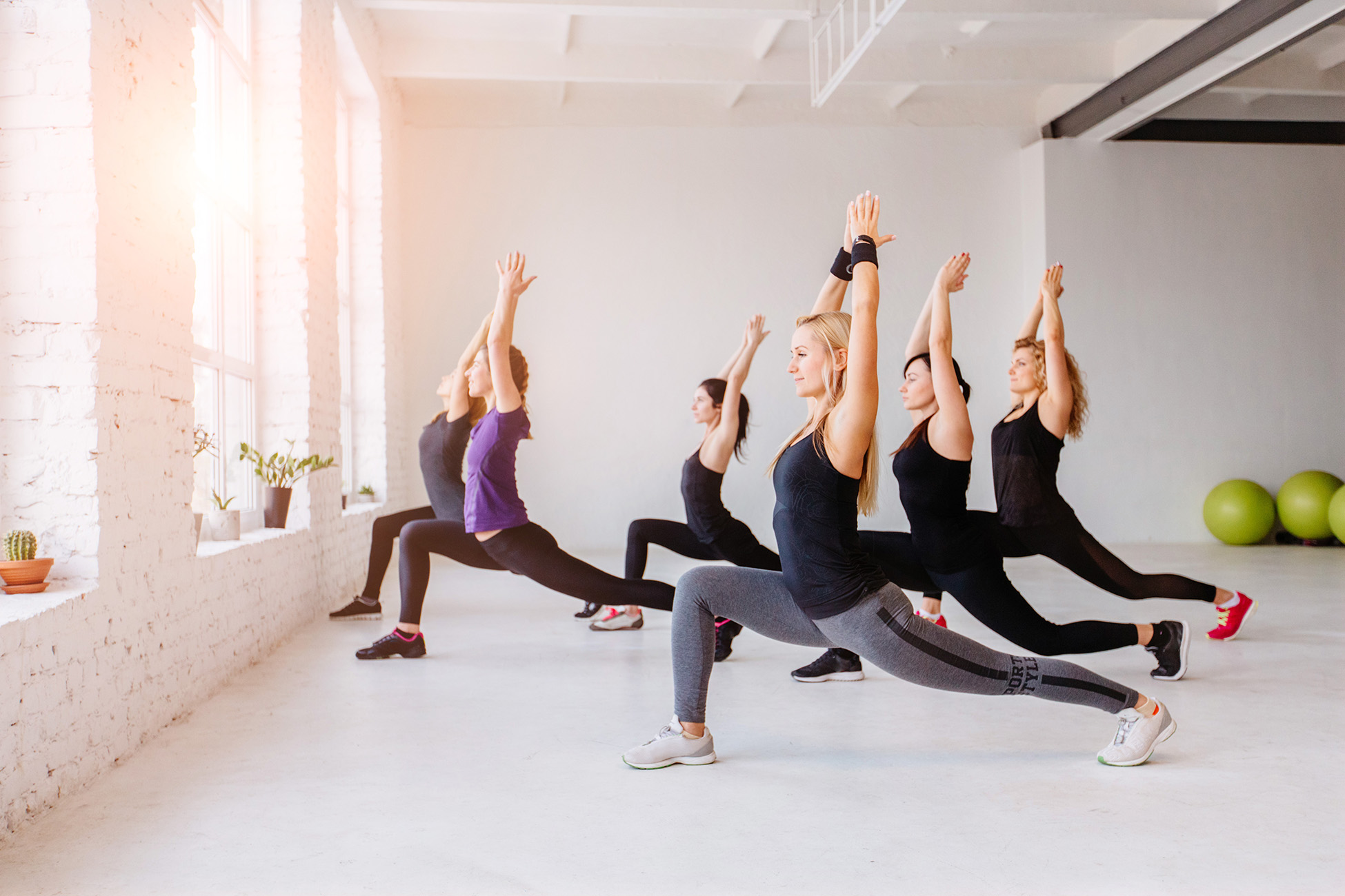 Yoga Pilates Fusion Classes Wynn Fitness