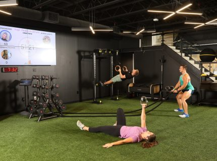 Wynn Fitness Meadowvale Functional Area with Turf