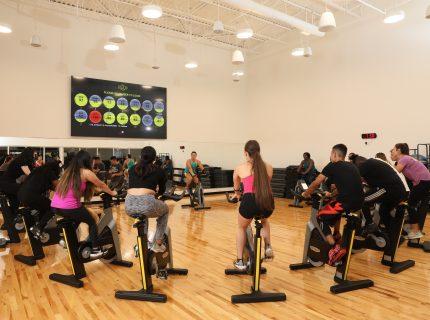 Wynn Fitness Meadowvale Spinning Class