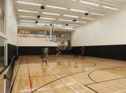 Wynn Fitness Meadowvale Basketball