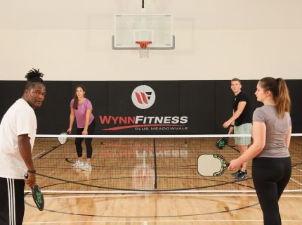 Wynn Fitness Meadowvale Pickleball