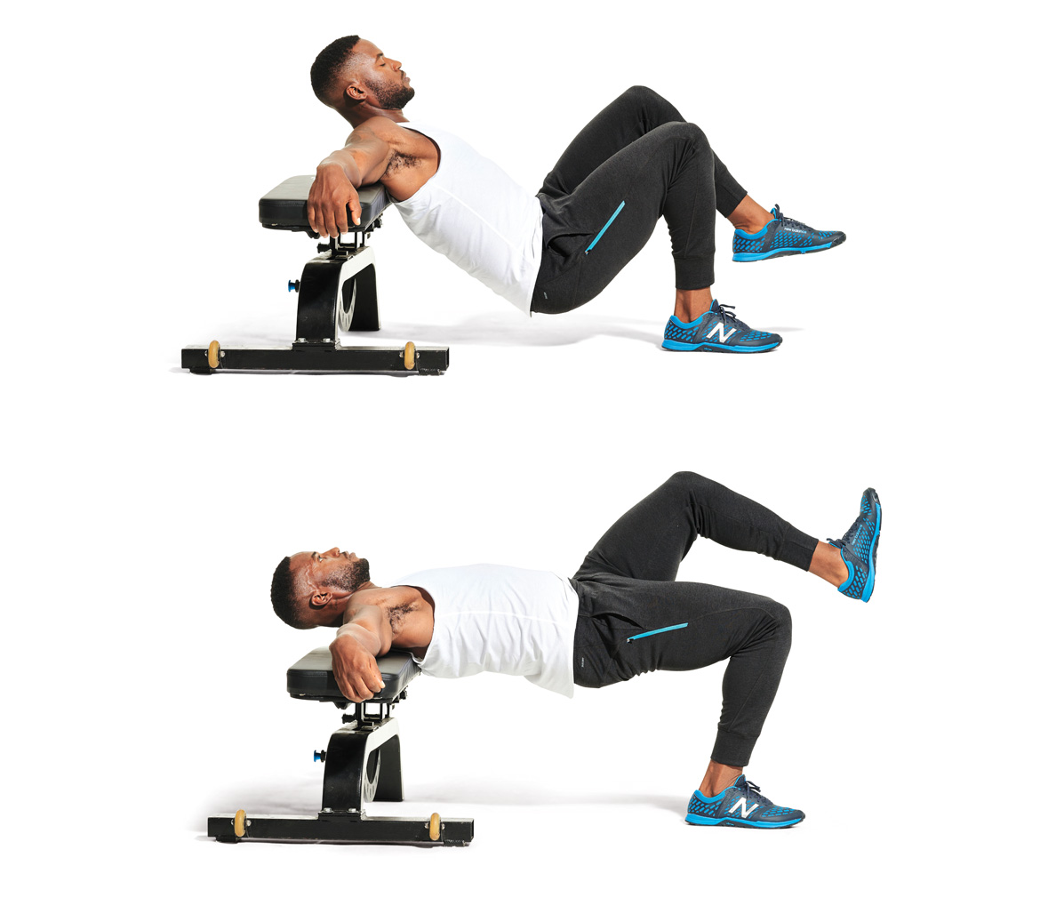 Best Glute Exercises That Aren T The Squat Hip Thrusters Wynn Fitness